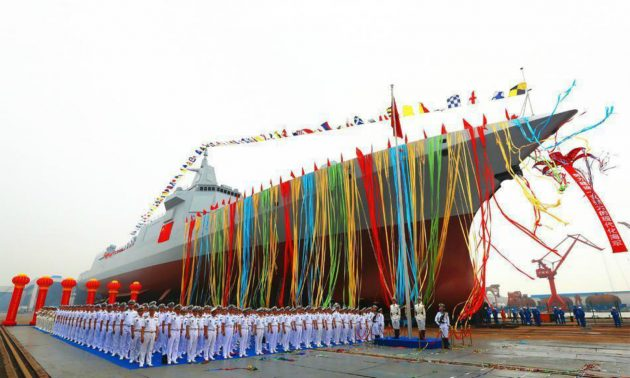 China's Newest Warship : The Type 55 Destroyer - Navy General Board
