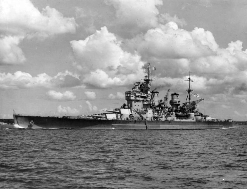 Top 10 Biggest Battleships of All Time - Navy General Board