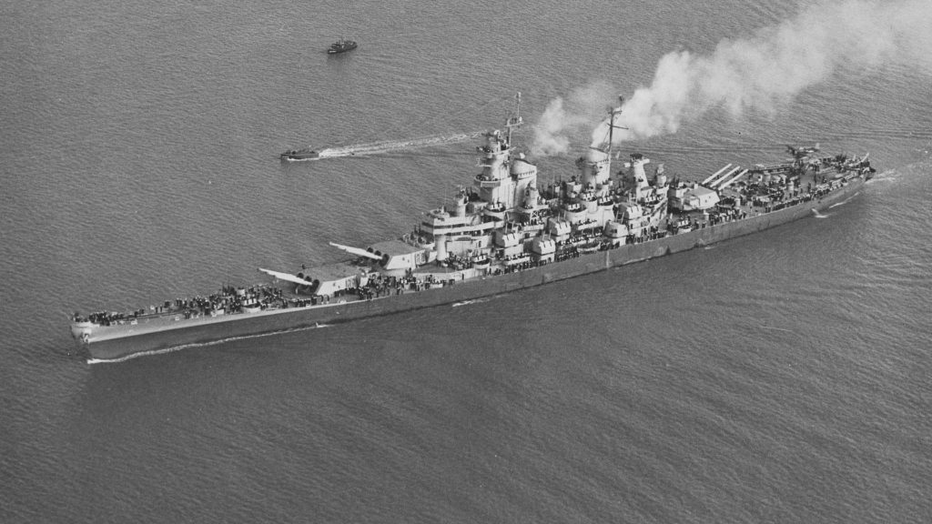 fastest warships of world war 2