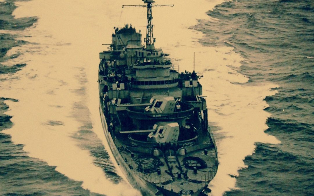 The Fastest Warships of World War 2 - Navy General Board